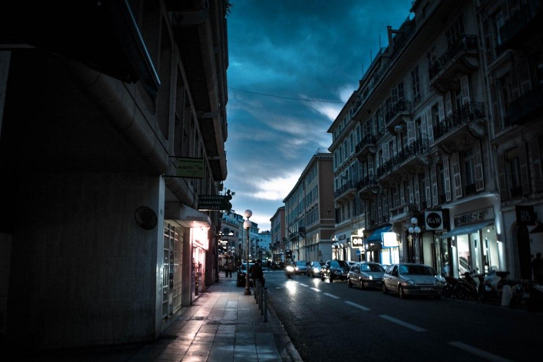 Nizza Straße