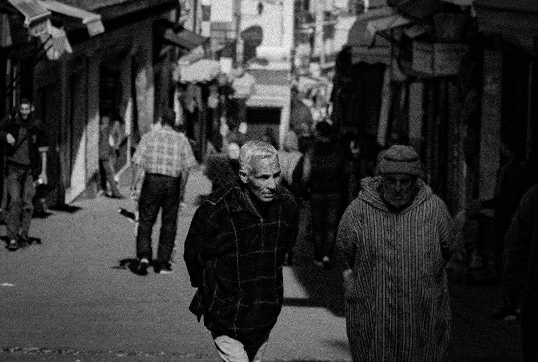 Tanger alter Mann