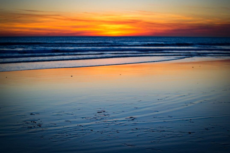 Tarifa Sonnenuntergang