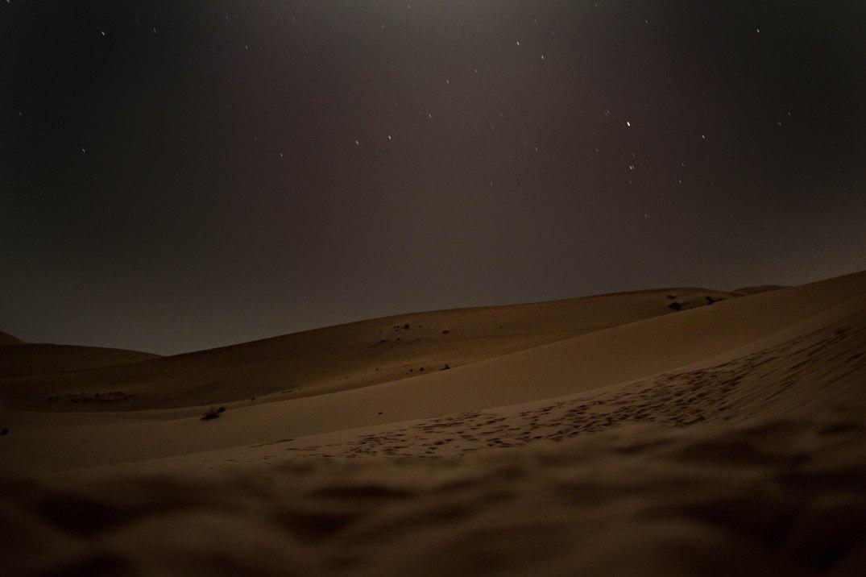 Wüste-Dünen Sterne 1